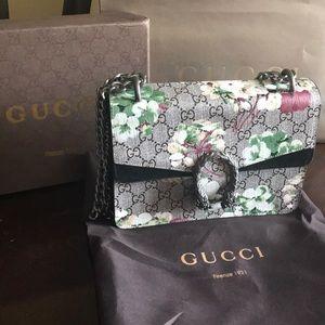 Dionysus GG Blooms bag